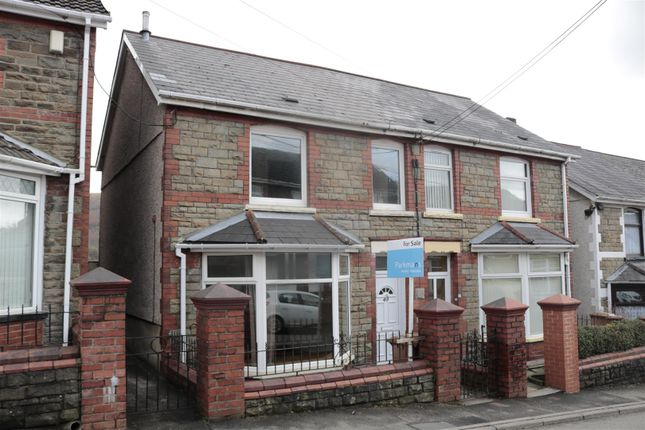 Thumbnail Property for sale in Ashfield Road, Newbridge, Newport