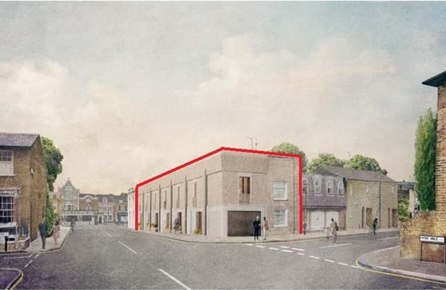 Thumbnail Commercial property for sale in 1, Hyde Vale, Greenwich