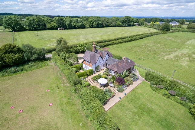 Thumbnail Detached house for sale in Hogden Lane, Ranmore Common, Dorking
