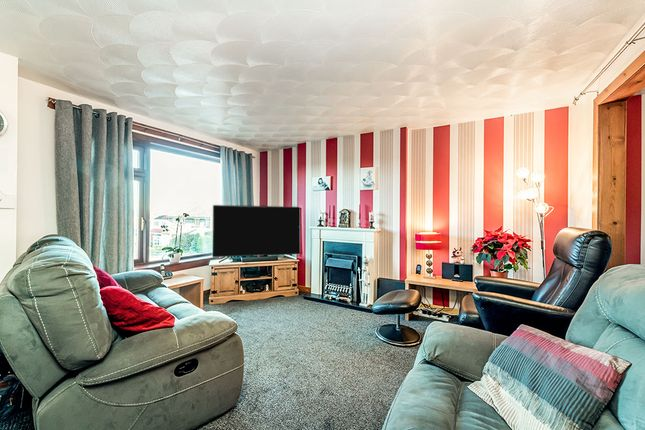 Lounge of Haygate Avenue, Brightons, Falkirk, Stirlingshire FK2