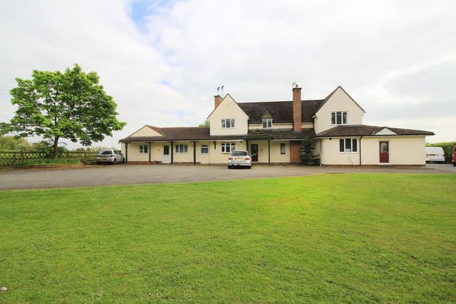 Thumbnail Detached house for sale in Solihull Road, Hampton-In-Arden, Solihull