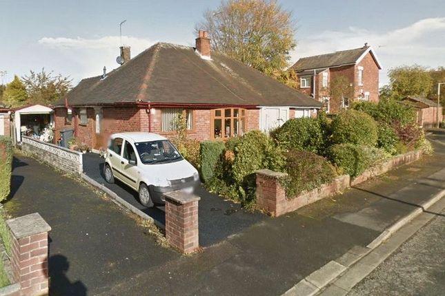 Thumbnail Semi-detached bungalow to rent in Burwood Drive, Ribbleton, Preston