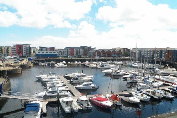 Thumbnail Property to rent in Cork House, Swansea