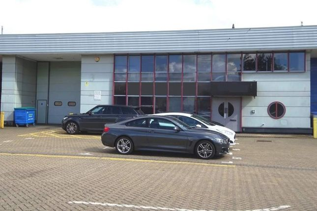 Thumbnail Light industrial to let in Unit 3 Riverside Business Centre, Guildford