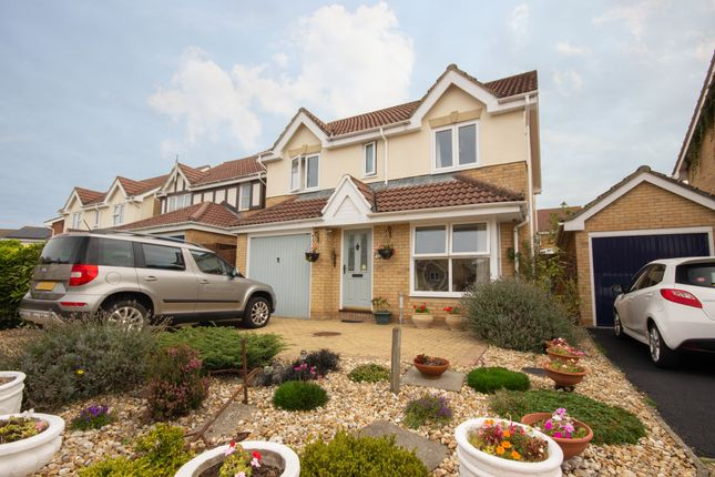 Thumbnail Detached house for sale in Rosetta Drive, East Cowes, Isle Of Wight