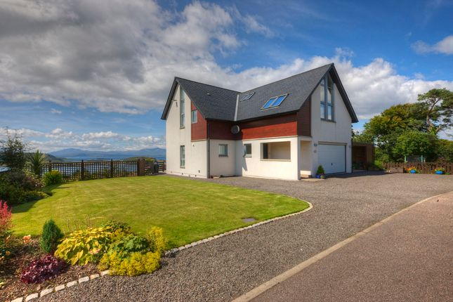 Thumbnail Detached house for sale in 10 Benvoullin Gardens, Oban