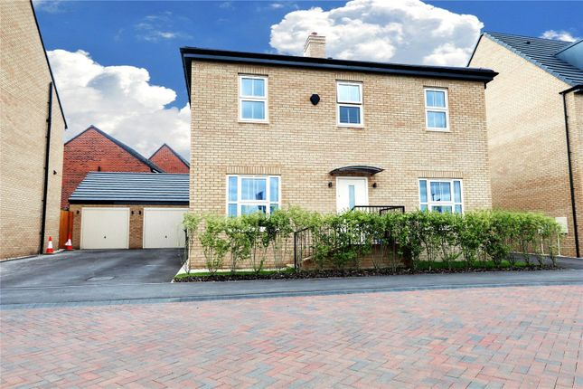 Thumbnail Detached house for sale in Richmond Lane, Kingswood, Hull