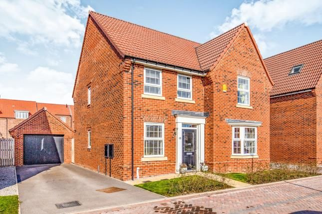 Thumbnail Detached house for sale in All Saints Lane, Northallerton, North Yorkshire, United Kingdom