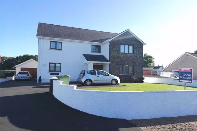 Thumbnail Detached house for sale in Heol Y Bedw, Henllan, Llandysul