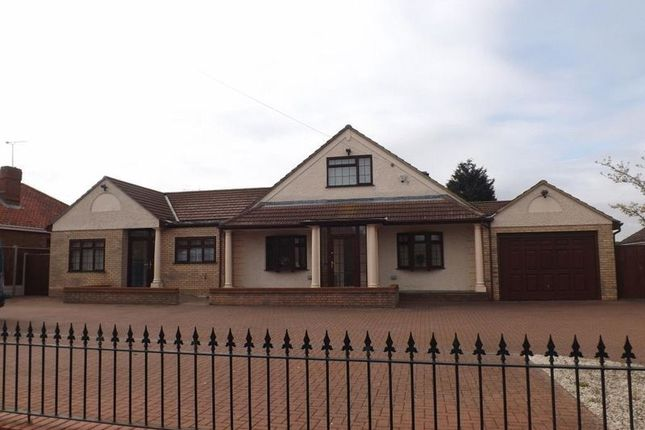Thumbnail Detached house for sale in Long Lane, Bradwell, Great Yarmouth