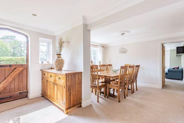 Dining Room of Oakdene, Sunningdale, Ascot SL5
