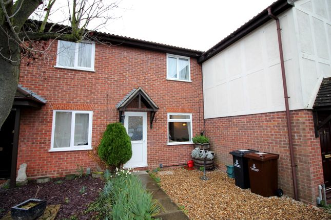 Thumbnail Terraced house for sale in Clearwater, Colchester