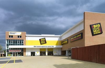 Warehouse to let in Big Yellow Self Storage Bromley, 12 Farwig Lane, Bromley