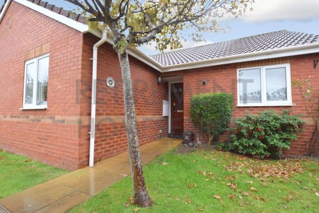 Thumbnail Bungalow for sale in Lansdown Gardens, Weston-Super-Mare
