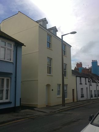 Flat to rent in Flat 2, 28 Martin Lodge, The Norton, Tenby.