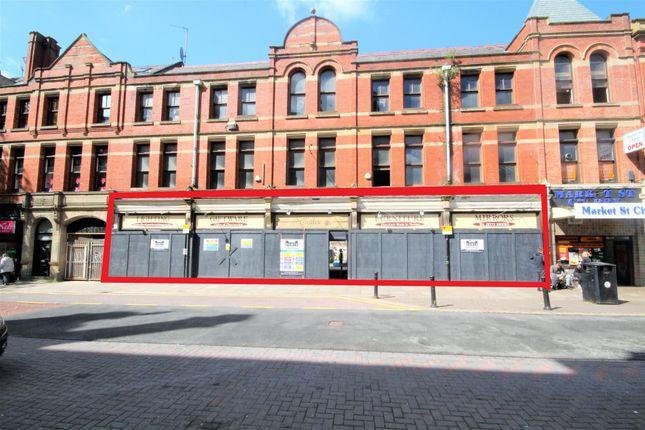 Thumbnail Retail premises to let in Market Street, Preston