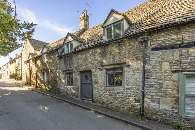 Thumbnail Terraced house for sale in Friday Street, Minchinhampton, Stroud
