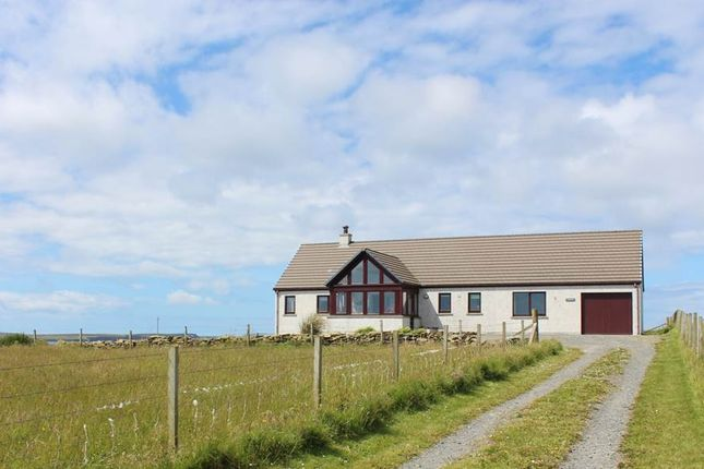 Detached bungalow for sale in Sanday, Orkney