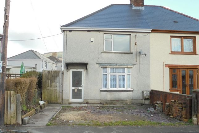 Thumbnail Terraced house to rent in Tre-Tynlog, Aberdare