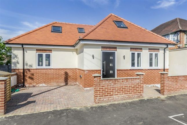 Thumbnail Bungalow for sale in Shelson Avenue, Feltham