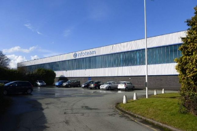 Thumbnail Light industrial to let in Unit 1 Epic Park, Halesfield 7, Telford