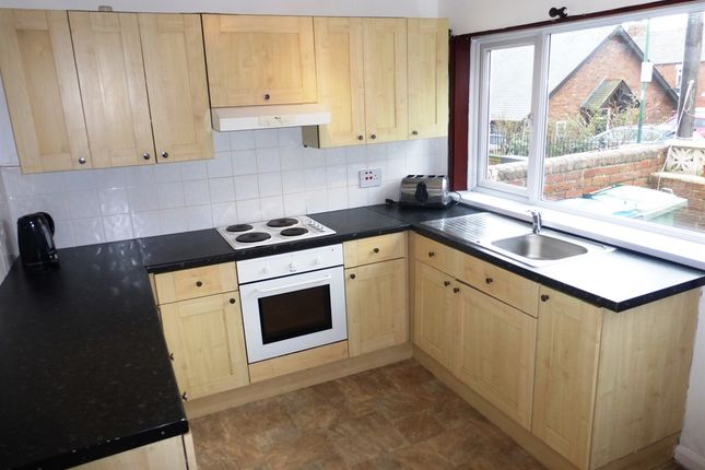 Thumbnail End terrace house for sale in Cornwall Street, Easington Colliery, Peterlee