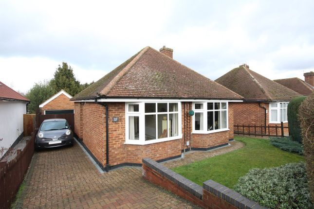 Thumbnail Detached bungalow for sale in Runnalow, Letchworth Garden City