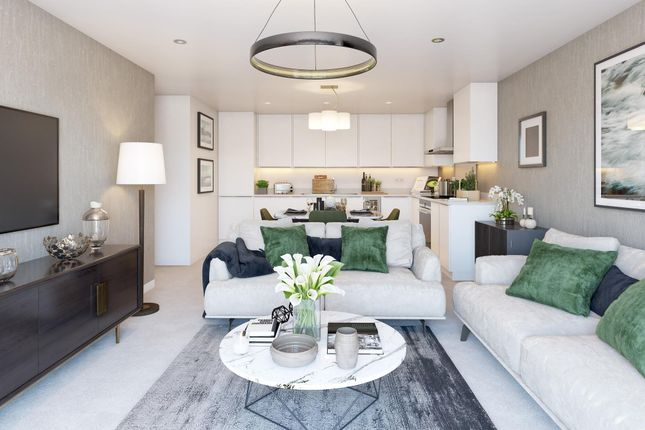 "Thumbnail Flat for sale in ""Sandpiper"" at Park Road, Aberdeen"