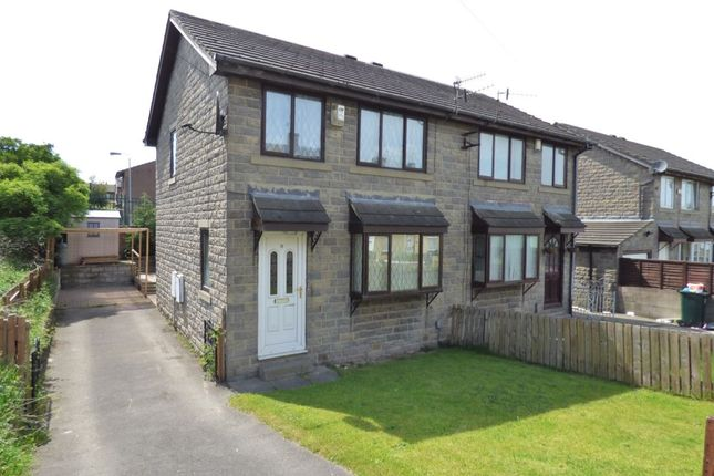 Semi-detached house for sale in Irwell Street, Bradford