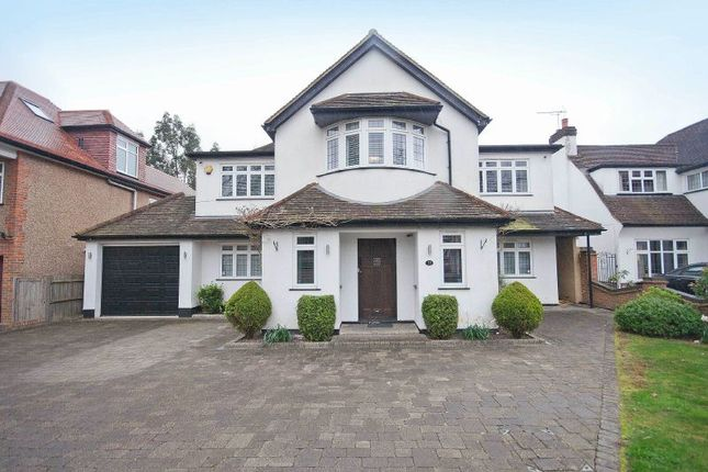 Thumbnail Detached house for sale in The Avenue, Hatch End, Middlesex