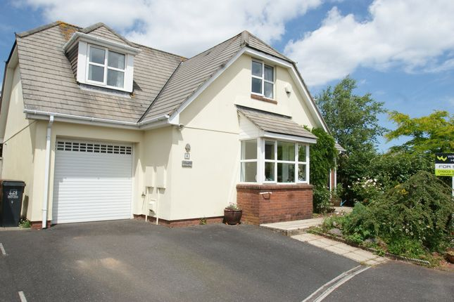 Thumbnail Detached house for sale in Weekaborough Drive, Marldon, Paignton