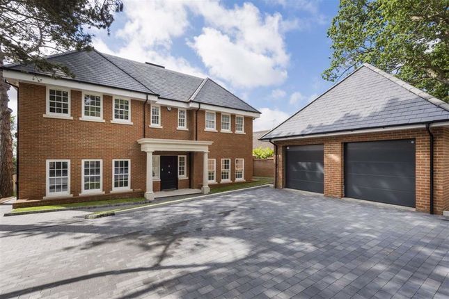 Thumbnail Detached house for sale in Camlet Way, Hadley Wood, Hertfordshire