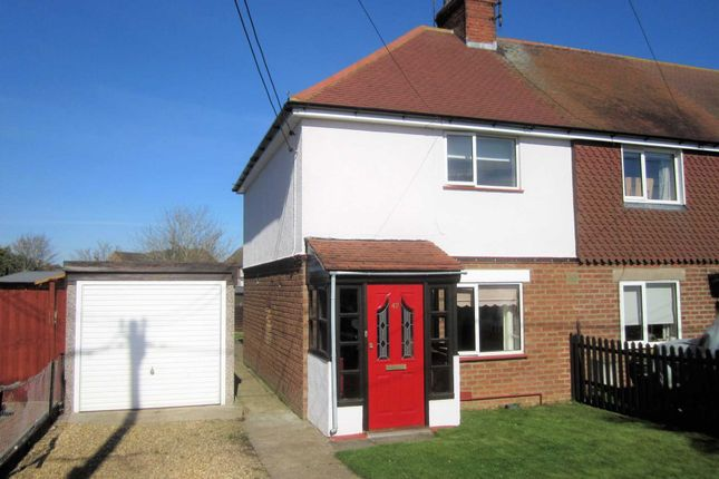 3 bed end terrace house to rent in Folly Road, Deanshanger, Milton Keynes
