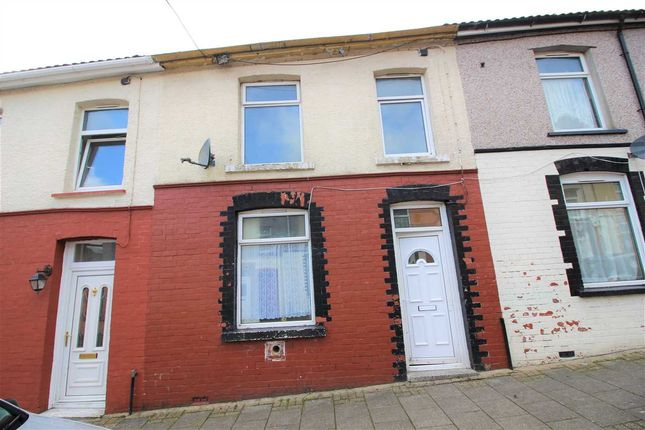 Thumbnail Terraced house for sale in Francis Street, Tonypandy, Tonypandy