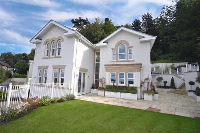 Thumbnail Detached house for sale in Squirrel's Jump, Alderley Edge