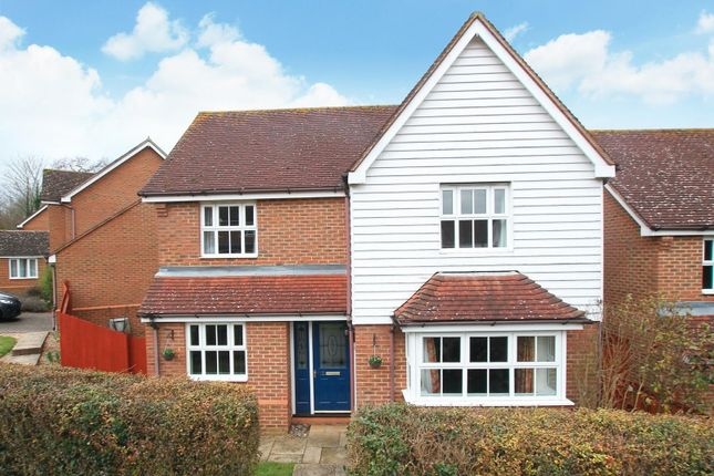 Thumbnail Detached house for sale in Jasmine Close, Chartham, Canterbury