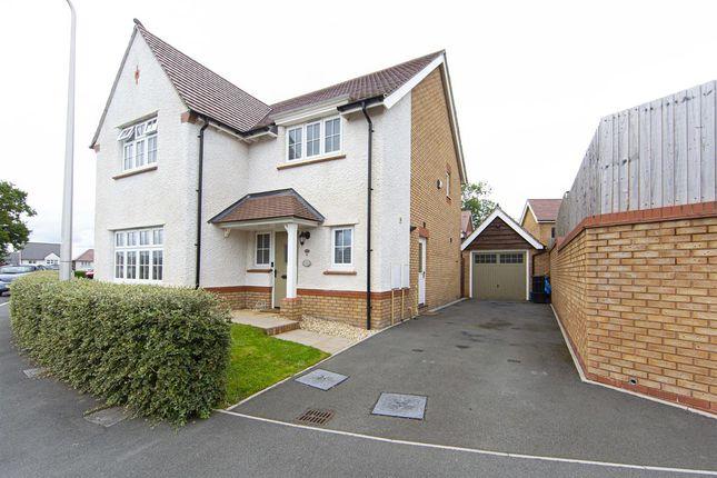 Thumbnail Detached house for sale in Primrose Walk, Trelewis, Treharris