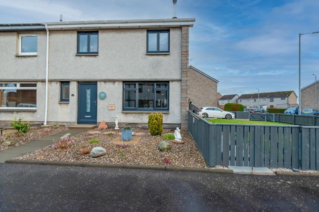 3 bed end terrace house for sale in Sunnyside Court, Alloa FK10