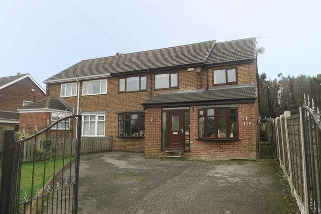 Thumbnail Semi-detached house for sale in Dewsbury Road, Tingley, Wakefield