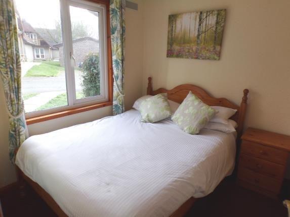 Bedroom of St Tudy, Bodmin, Cornwall PL30
