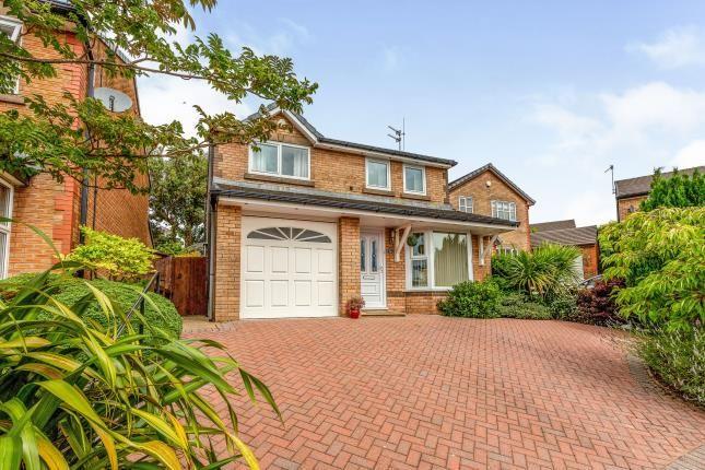 Thumbnail Detached house for sale in School House Fold, Hapton, Burnley, Lancashire