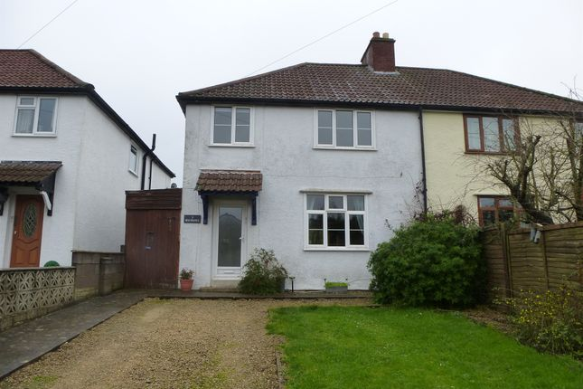 Thumbnail Semi-detached house for sale in Lowden, Chippenham