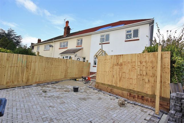 Thumbnail End terrace house for sale in Connaught Crescent, Parkstone, Poole