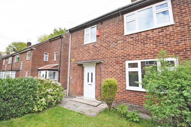 3 bed end terrace house to rent in Montpellior Road, Wythenshawe, Manchester M22
