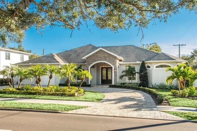 Thumbnail Property for sale in 3620 West El Prado Boulevard, Tampa, Florida, United States Of America
