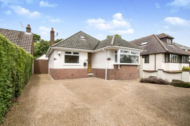 Thumbnail Bungalow for sale in Branksome, Poole, Dorset