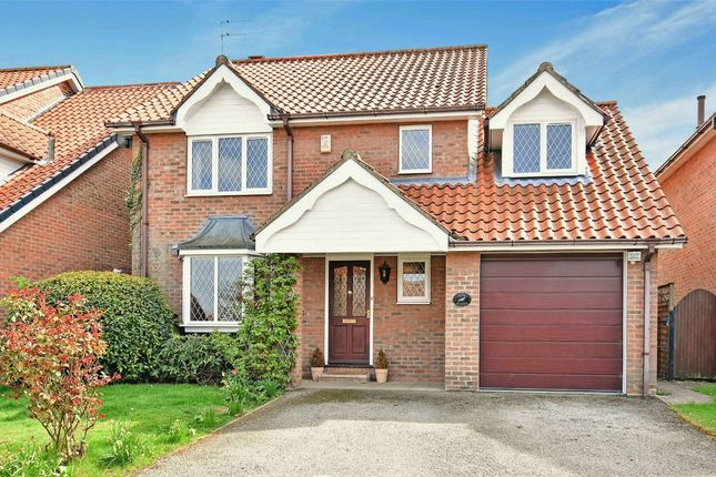 Detached house for sale in North Lane, Wheldrake, York