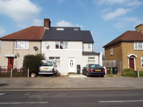 Thumbnail End terrace house for sale in Reede Road, Dagenham