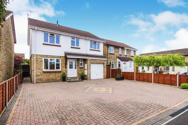 Thumbnail Detached house for sale in Gadshill Drive, Stoke Gifford, Bristol