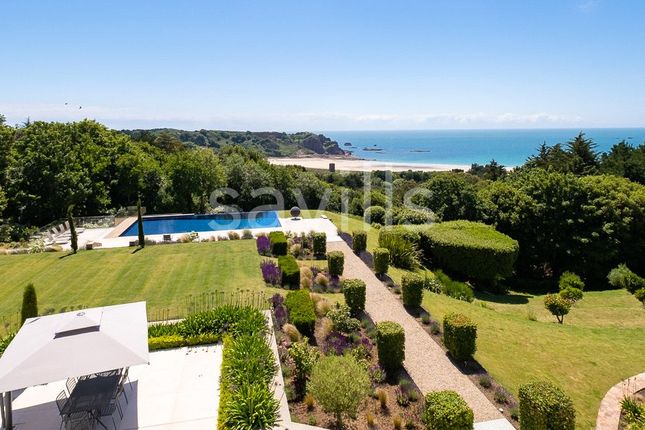 Thumbnail Detached house for sale in La Route Des Genets, St Brelade, Jersey